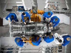 Особенности турбовинтовых двигателей