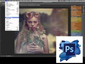 Photoshop это распространенный и удобный инструмент