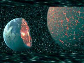 На 9 фотографиях поверхности Венеры с «Венеры-13»