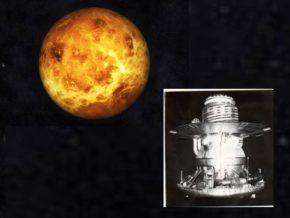 На основе полученных с Венеры снимков 30-летней давности