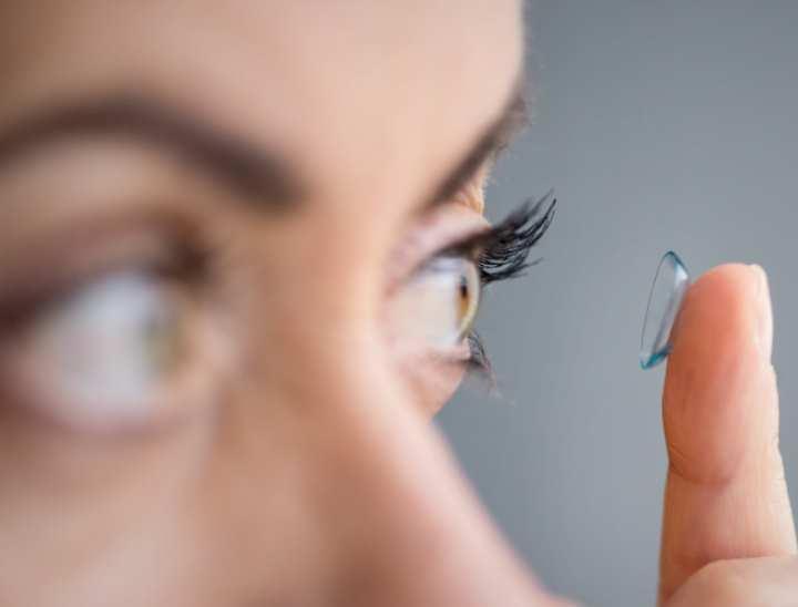 Назначение однодневных контактных линз