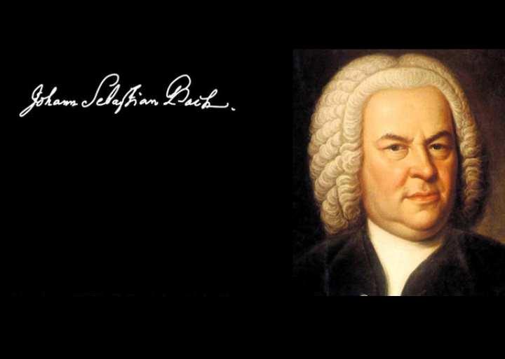 Великий композитор Бах родился в Германии