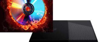 Совместимый пишущий привод, прошитый под Xbox 360 c версией LT 2.0 или 3.0.