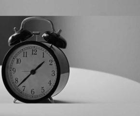 будильник с обратным отсчетом