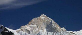 10 самых высоких вершин мира