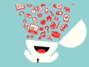 Благодаря наличию в сети интернет разных видов контента, изучать новую информацию