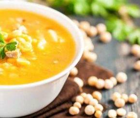 Как приготовить вкусный гороховый суп