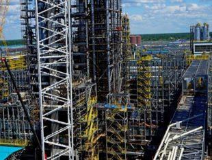 Промышленность России – 5 огромных строящихся заводов
