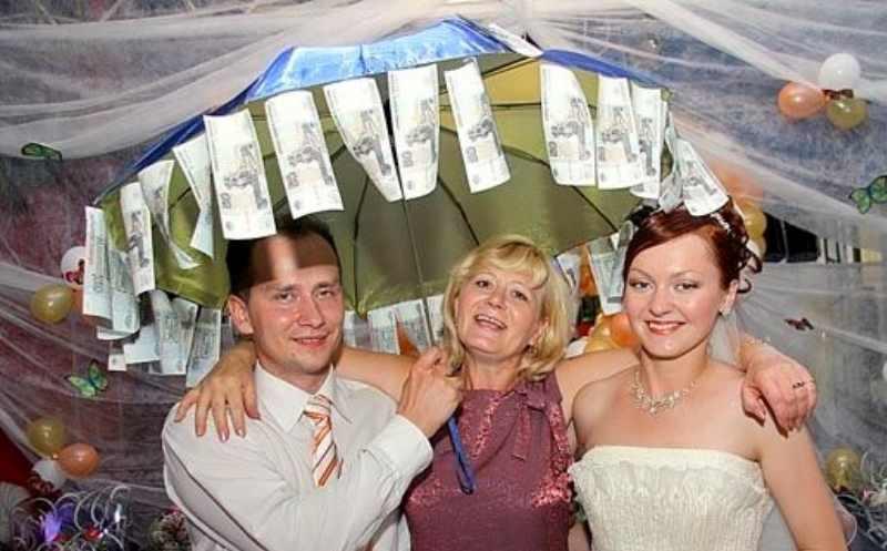 выбрать красивый и стильный зонт