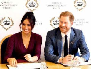 Финансовая независимость принца Гарри и его супруги