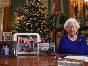 Чета заверила величественную королеву Елизавету