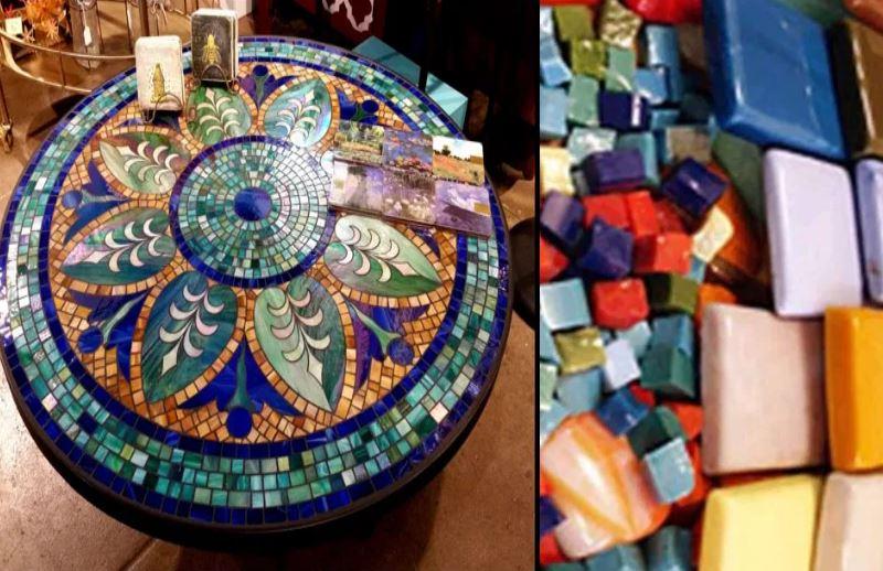 Для отделки мозаикой подойдут любые поверхности