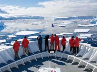 Как устроиться на работу в Антарктиде?