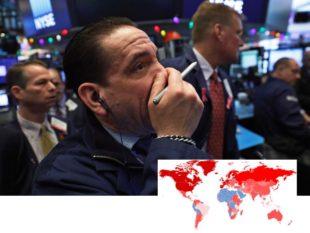 2021 год – начало финансового краха мировой экономики