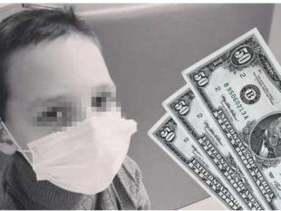 Разоблачение мошенников, собирающих средства на лечение ребенка