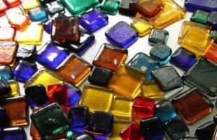 Стеклянная мозаика – почему это такое дорогостоящее ремесло